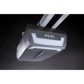 Автоматика для секційних воріт FAAC D700 440 Вт 2,6 м 360x200x145 мм