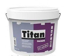 Краска фасадная Titan Fasad 10 л