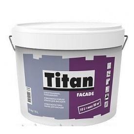 Фасадна фарба Titan Fasad 10 л