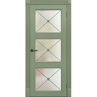 Двері міжкімнатні Омега Amore classic Рим Венеціано ПОО 800х2000 мм