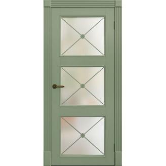 Дверь межкомнатная Омега Amore classic Рим Венециано ПОО 800х2000 мм