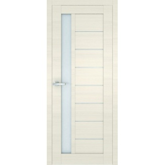 Дверь межкомнатная Омис Cortex 09 bianko line 800х2000 мм