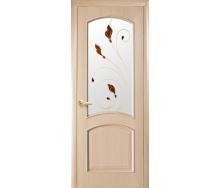 Двери межкомнатные Новый Стиль ИНТЕРА Антре Р4 2000х34 мм Ясень