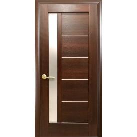 Двери межкомнатные Новый Стиль Маестра Грета 2000х34 мм Каштан