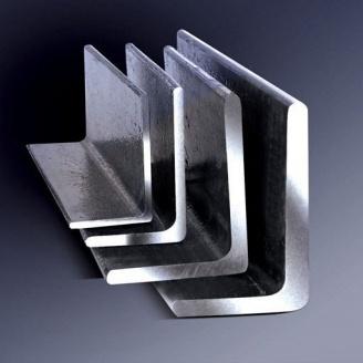 Уголок нержавеющий AISI 304 75х75х6 мм