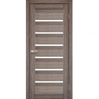 Двери межкомнатные Korfad PORTO PR-01 Дуб Грей