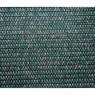 Сітка затіняюча TENAX Ямайка 70% 2х100 м зелена