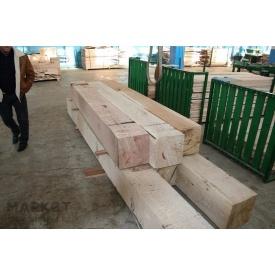 Брус деревянный 250x250x6000 мм