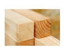 Рейка деревянная хвойная 40x40x6000 мм