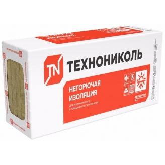 Утеплитель Технониколь фасадный под штукатурку плотность 145 кг/м3 ТЕХНОФАС плиты 1200x600x50 мм