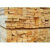 Дерев'яна рейка 50x30x5000 мм