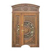 Дверь входная Броневик Премиум 201 полуторная