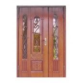 Двері вхідні Броньовик Преміум 225 полуторні