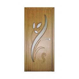 Межкомнатная дверь Тюльпан ПО ПГ Неман 2000х600 мм