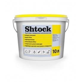 Универсальная грунтовка Shtock с кварцевым наполнителем 14 кг