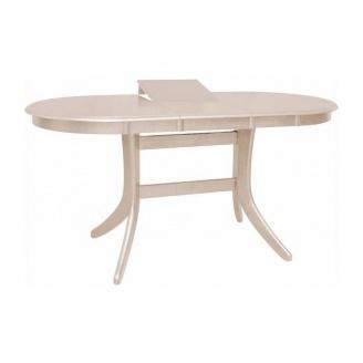 Стол раскладной Domini Лайза W 1200x750x750 мм крем