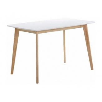 Стол нераскладной Domini Лукас 1200x750x770 мм бук светлый