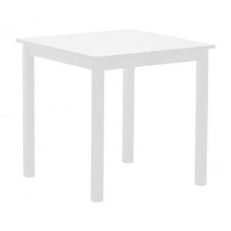 Стол нераскладной Domini Колтон 750x750x750 мм белый