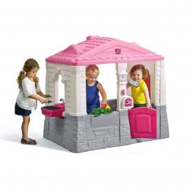 Детский домик NEAT&TIDY 118х130х89 см розовый