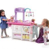 Детский стол-пеленатор для игр с куклами LOVE&CARE DELUXE NURSERY 95х25х80 см