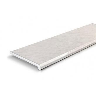 Подоконник Danke Marmor Classico 450 мм серый классический мрамор