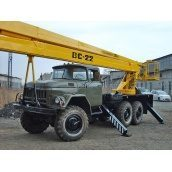 Оренда автовишки ЗІЛ-130 22 м