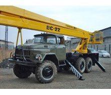 Аренда автовышки ЗИЛ-130 22 м