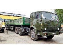 Аренда длинномера КАМАЗ 20 т 12 м3