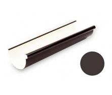 Желоб водосточный Galeco PVC 90/50 90х2000 мм темно-коричневый