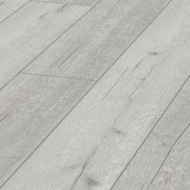 Ламинат KRONOTEX Robusto Дуб Рип белый D3181 12х188х1375 мм