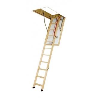 Чердачная лестница FAKRO LTK Thermo 70x130 см