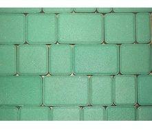Плитка тротуарная Старый город 6 см зеленый