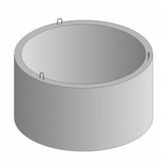 Кольцо для колодца ЖБИ Ковальская КС 25.12 1190х2500х2700 мм