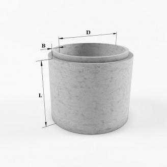 Кольцо для колодца ЖБИ Ковальская КС 20.9 евро 2000х2200 мм