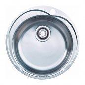 Кухонная мойка Franke Ronda RON 610-41 матовая 510х510 мм
