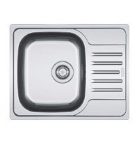 Кухонная мойка Franke Polar PXL 611-60 декор 615х490 мм