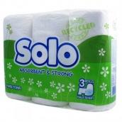 Паперові рушники Solo (3 шт.)