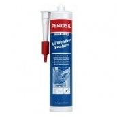 Водостойкий всепогодный герметик на влажную поверхность Penosil Premium