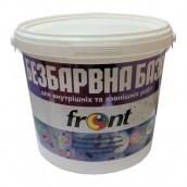 Краска бесцветная база Фронт (7 кг)