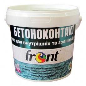 Грунтовка бетоноконтакт Фронт 1,5 кг