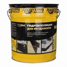 Мастика Гидроизол фундамент AquaMast 3 кг