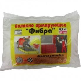 Фибра полипропиленовая 12 мм 0,9 кг
