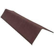 Фронтон коричневый 100 см