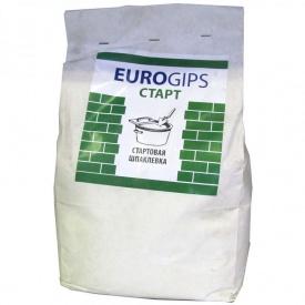 Шпаклевка гипсовая EUROgips Izo Старт 5 кг