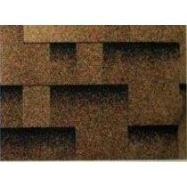 Битумная черепица RoofShield Премиум Модерн 18 песочный