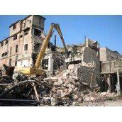 Демонтаж промышленных строений