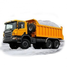 Вывоз снега под заказ