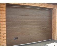 Гаражные секционные ворота DoorHan RSD 02 2100х2900 мм