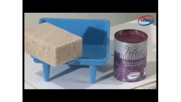 Стиль Spongy с Vitex Metallico