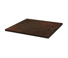 Клинкерная плитка Paradyz Semir Brown базовая структурная 30x30 см